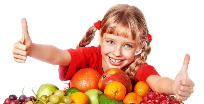Carenze vitaminiche. Come prevenirle nei bambini
