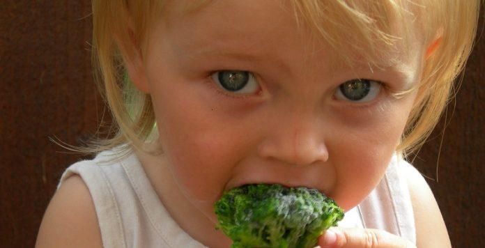 Perché ai bambini non piacciono le verdure