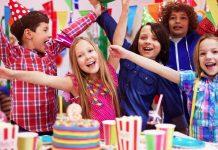 Festa a tema per bambini