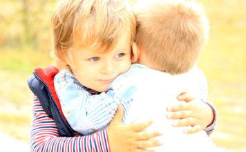 Educare i bambini alla gentilezza