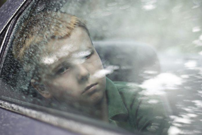 Mal d'auto bambini