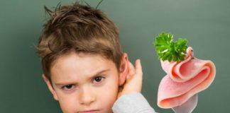 Allarme fosfati bambini