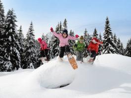 Vacanze invernali per bambini