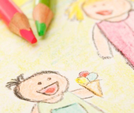 disegni nei bambini